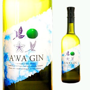 AWA GIN 45度 720ml クラフトジン ricaoh