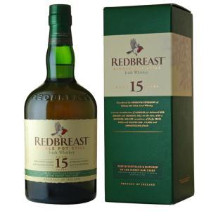 箱入 レッドブレスト 15年 46度 700ml ウイスキー アイリッシュ|ricaoh