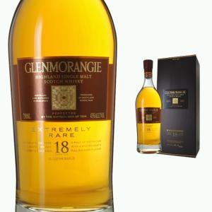 ボックス入 グレンモーレンジ 18年 43度 700ml ウイスキー モルト スコッチ