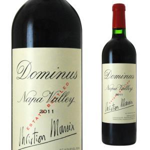 ドミナス ナパ・ヴァレー 2011 750ml 赤ワイン|ricaoh