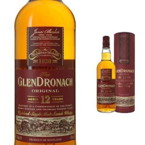 円筒 グレンドロナック 12年 43度 700ml ウイスキー モルト スコッチ|ricaoh