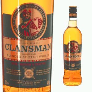 クランスマン 40度 700ml  ウイスキー ブレンディッド スコッチ|ricaoh