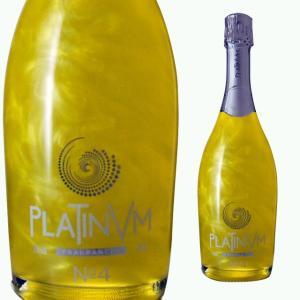 プラチナム フレグランス No.4 ゆず&ジンジャー 750ml スパークリングワイン|ricaoh
