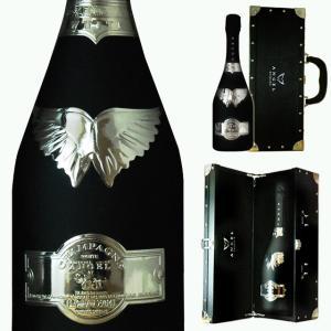 送無 ボックス入 エンジェルシャンパン ブラック ブリュット 750ml シャンパン スパークリング|ricaoh