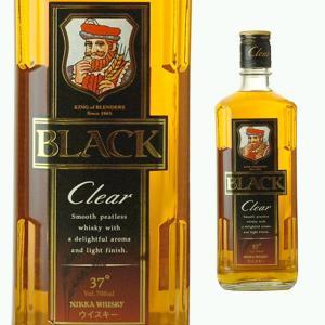ブラックニッカ クリアブレンド 700ml ウイスキー 国産