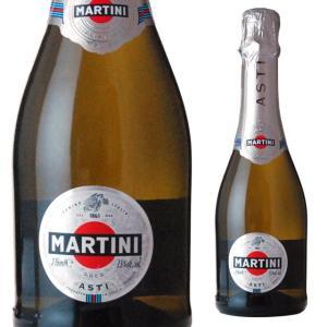 ミニ マルティーニ アスティ スプマンテ 375ml イタリア スパークリングワイン 箱なし ワイン スパークリング 酒 プレゼント 白ワイン 甘口 ギフト お祝い|リカオー PayPayモール店