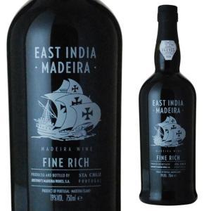 イーストインディア マディラ ファインリッチ 19度 750ml マデイラ 箱なし ワイン 内祝い ...