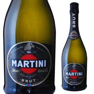 マルティーニ ブリュット 750ml イタリア スパークリングワイン 箱なし ギフト お祝い スパークリング ワイン 辛口 贈答 プレゼント 酒 お父さん 誕生日 女性|リカオー PayPayモール店