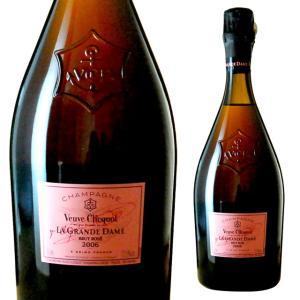 ヴーヴクリコ ラ グランダーム ブリュット ロゼ 2004 750ml シャンパン|ricaoh