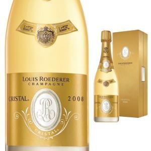 送無 ボックス入 ルイロデレール クリスタル 750ml 2008 シャンパン|ricaoh