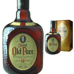 大容量 箱入 箱凹み オールドパー 12年 40度 1000ml ウイスキー ブレンディッド スコッチ ウィスキー あすつく 種類 ブレンデッドウイスキー|ricaoh