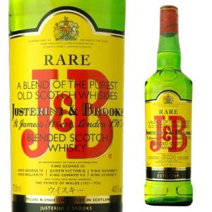 J & B レア 40度 700ml ウイスキー ブレンディッド スコッチ ricaoh