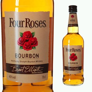フォアローゼズ 正規品 40度 700ml ウイスキー バーボンあすつく バーボンウイスキー 種類 ギフト プレゼント お祝い 贈り物|ricaoh