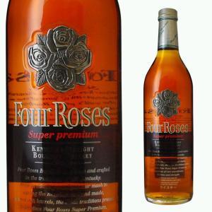 フォアローゼス プラチナ 43度 750ml ウイスキー バーボン ウィスキー バーボンウイスキー お酒 贈り物 ギフト プレゼント あすつく ricaoh