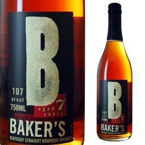 ベイカーズ 53.5度 700ml クラフトバーボン ウィスキー ricaoh
