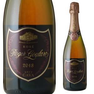 ロジャーグラート カヴァ ロゼ ブリュット 750ml スパークリングワイン あすつく 辛口 ロジャーグラートカヴァ ギフト プレゼント ricaoh