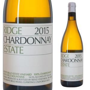 リッジ シャルドネ エステート 2014 2015 750ml 赤ワイン|ricaoh