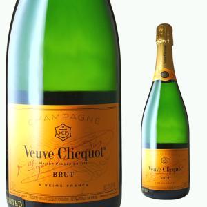 ヴーヴクリコ ポンサルダン ブリュット イエローラベル 750ml 箱無 ブーブクリコ シャンパン