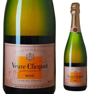 箱入 ヴーヴクリコ ポンサルダン ロゼ ローズラベル 750ml シャンパン|ricaoh