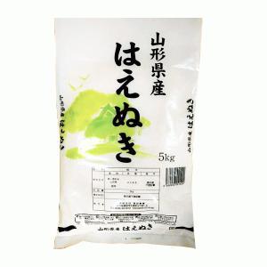 新米 はえぬき 5kg 山形県庄内産 白米 箱入 令和2年産|rice-ishikawa|02