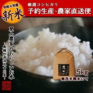 予約生産販売(平成30年度)産地直送にて「奥播州源流芥田川産...