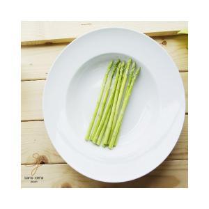 Chuan Kuo 白い食器 30cmパスタプレート [お取り寄せ商品] 洋食器|ricebowl