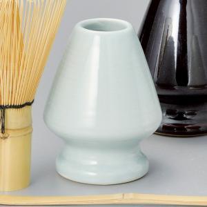 和食器 青磁茶筅くせ直し 茶道 お道具  おうち 鉢 茶道 練習 うつわ 陶器 お茶 いっぷく おし...