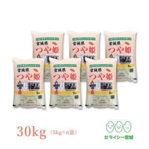 新米 米 30kg 安い つや姫 29年産 小分け 宮城県産...