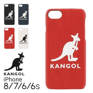 カンゴール iPhone8 iPhone7 iPhone6/6s ケース レディース メンズ 250-04780 KANGOL スマホケース [PO10]|richard