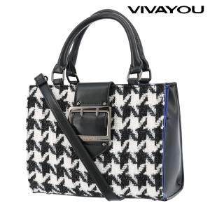 VIVAYOU ハンドバッグ 2WAY チュロス レディース 5105792 ビバユー | ミニショルダー|richard