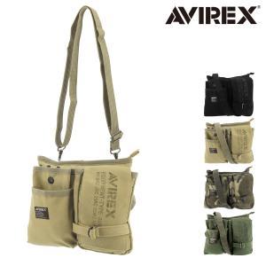 アヴィレックス ショルダーバッグ イーグル メンズ  AVX-342L AVIREX | エプロンシ...