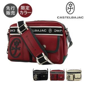 カステルバジャック CASTELBAJAC ショルダーバッグ 024111 ドミネ  バジャック 鞄 メンズ  [PO10]|richard