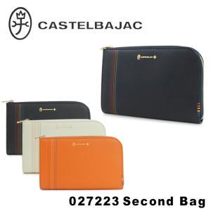 カステルバジャック CASTELBAJAC セカンドバッグ 027223 シェスト  メンズ クラッチバッグ  [PO10]|richard