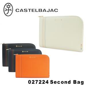 カステルバジャック CASTELBAJAC セカンドバッグ 027224 シェスト  メンズ クラッチバッグ [PO10]|richard