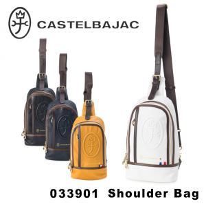 カステルバジャック CASTELBAJAC ショルダーバッグ 033901 ルポ  ワンショルダーバッグ メンズ [PO10]|richard
