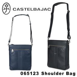 カステルバジャック CASTELBAJAC ショルダーバッグ 65123 エポス  クラッチバッグ メンズ 2way  [PO10]|richard
