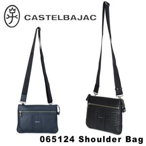 カステルバジャック CASTELBAJAC ショルダーバッグ 65124 エポス  クラッチバッグ メンズ 2way  [PO10]|richard