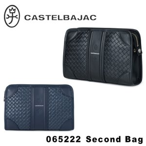 カステルバジャック CASTELBAJAC セカンドバッグ 65222 エポス  クラッチバッグ メンズ  [PO10]|richard
