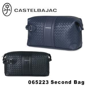 カステルバジャック CASTELBAJAC セカンドバッグ 65223 エポス  クラッチバッグ メンズ  [PO10]|richard