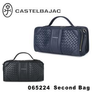 カステルバジャック CASTELBAJAC セカンドバッグ 65224 エポス  ショルダーバッグ クラッチバッグ メンズ 2way  [PO10]|richard