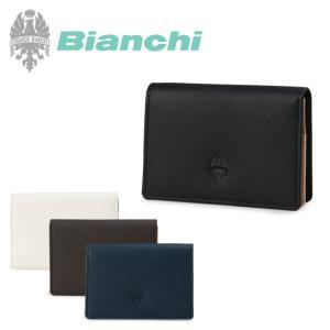 最大1000円OFFクーポン ビアンキ Bianchi 名刺入れ 1003 フランコ  カードケース レザー|richard