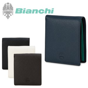 最大1000円OFFクーポン ビアンキ Bianchi 二つ折り財布 1004 フランコ  札入れ レザー|richard