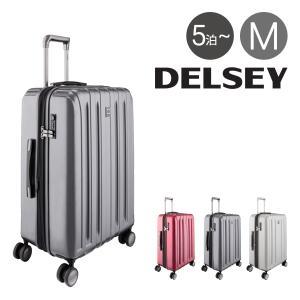 最大1000円OFFクーポン デルセー DELSEY スーツケース DVAZ-62 62cm Vavin zip サンコー鞄 SUNCO キャリーケース ビジネスキャリー 軽量 エキスパンダブル|richard