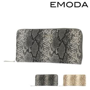 エモダ 長財布 ラウンドファスナー レディース  EM-9774 EMODA | ブランド専用BOX付き [PO5]|richard