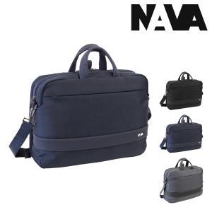 NAVA design ブリーフケース 3WAY A4 イージープラス メンズ EP069 ナヴァデザイン EASY+ | ビジネスバッグ ショルダーバッグ リュック バックパック [PO10]|richard