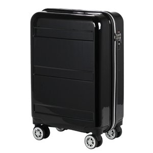 シフレ SIFFLER スーツケース GRE2042-48 48cm GREEN WORKS  キャリーケース ハードキャリー 1年保証 LCC機内持ち込み可能 コインロッカー対応 richard