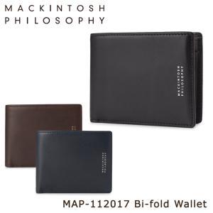 最大1000円OFFクーポン マッキントッシュフィロソフィー MACKINTOSH PHILOSOPHY 二つ折り財布 map112017 グレンオード  札入れ 束入れ メンズ レザー|richard