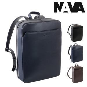 NAVA design リュック ミラノ メンズ MI070 ナヴァデザイン MILANO | リュックサック バックパック デイパック ビジネスバッグ キャリーオン [PO10]|richard