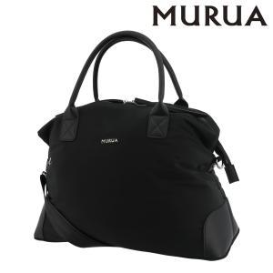 ムルーア ボストンバッグ ツイル レディース MR-B795 MURUA | キャリーオン|richard
