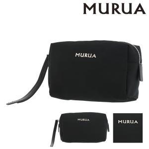 ムルーア 化粧ポーチ ツイル レディース MR-B792 MURUA | ポーチ 小物入れ|richard